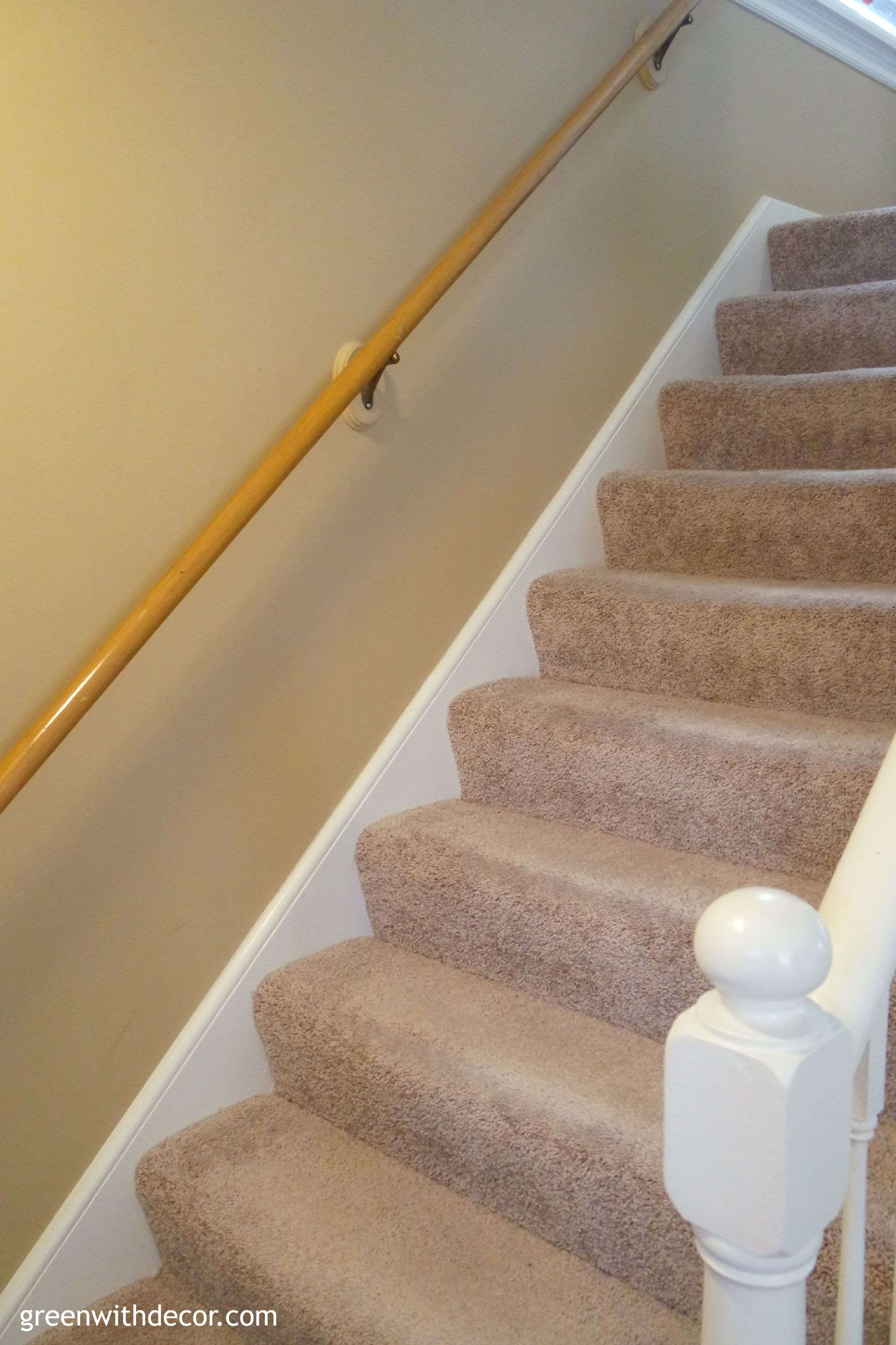 Tips for picking carpet – and an argument for having carpet on the stairs. | Green With Decor