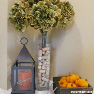 Five affordable decorating tips for fall