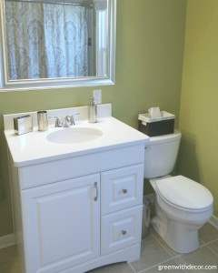 Green With Decor - 10 design tips for a bathroom renovation