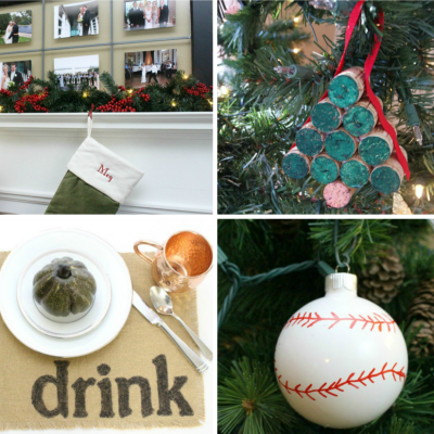 20 DIY gift ideas for Christmas
