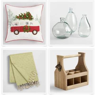 Gift ideas for home decor lovers – World Market