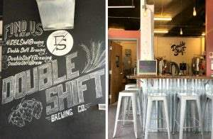 Fun things to do in Kansas City - best barbecue, restaurants, cocktails, breweries and more. Great beers at Double Shift Brewing.
