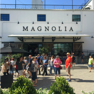 Our trip to Magnolia Market