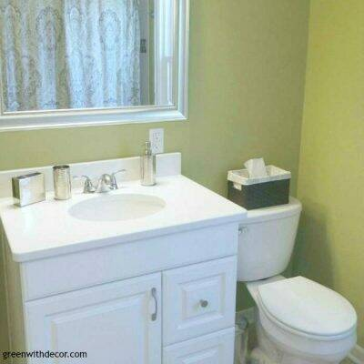 10 design tips for a bathroom renovation – some great tips like vanity height!