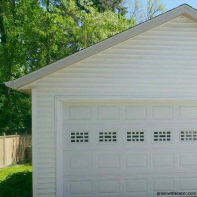 How to remove cigarette smell from a garage