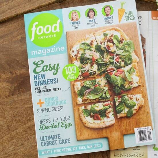 Featured in food network magazine green with decor forumfinder