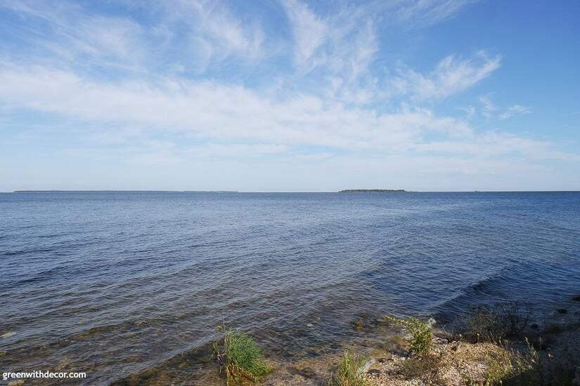 Things to do in Door County – views at Peninsula State Park
