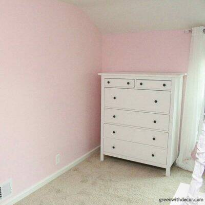 The best pink paint colors for a nursery